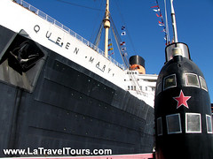 Long-Beach-Queen-Mary-Scorpion-Submarine-LaTravelTours.com