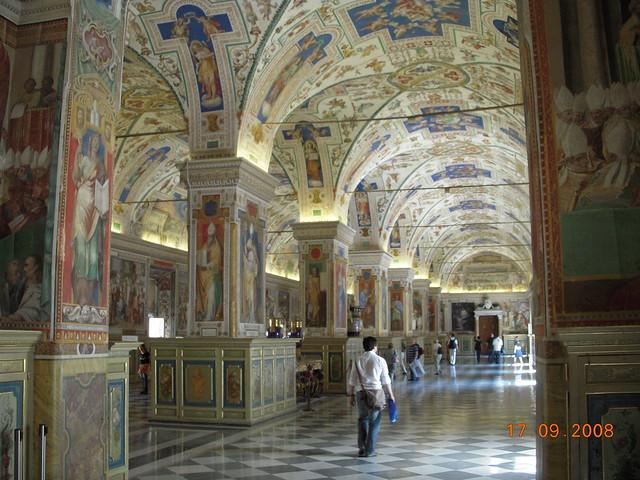 416 - Musei Vaticani