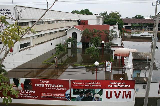 uvm campus villahermosa: