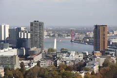 View towards the Willemsbrug