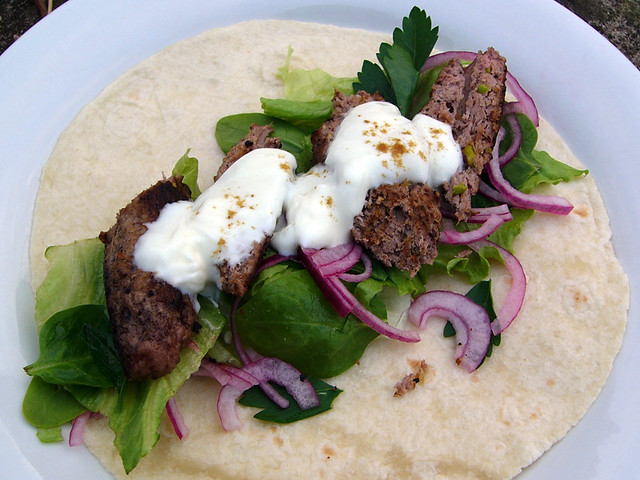 lamb kofta kebabs | Flickr - Photo Sharing!