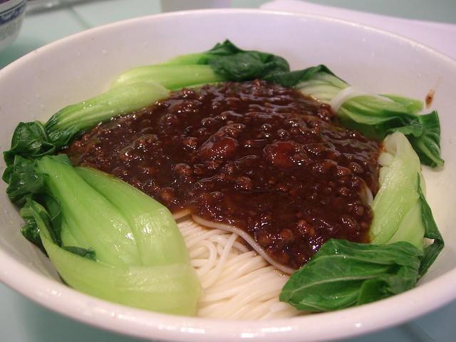 炸酱面 Beijing Noodles with Meat Sauce - Spicy Fish, Glen Waverley ...