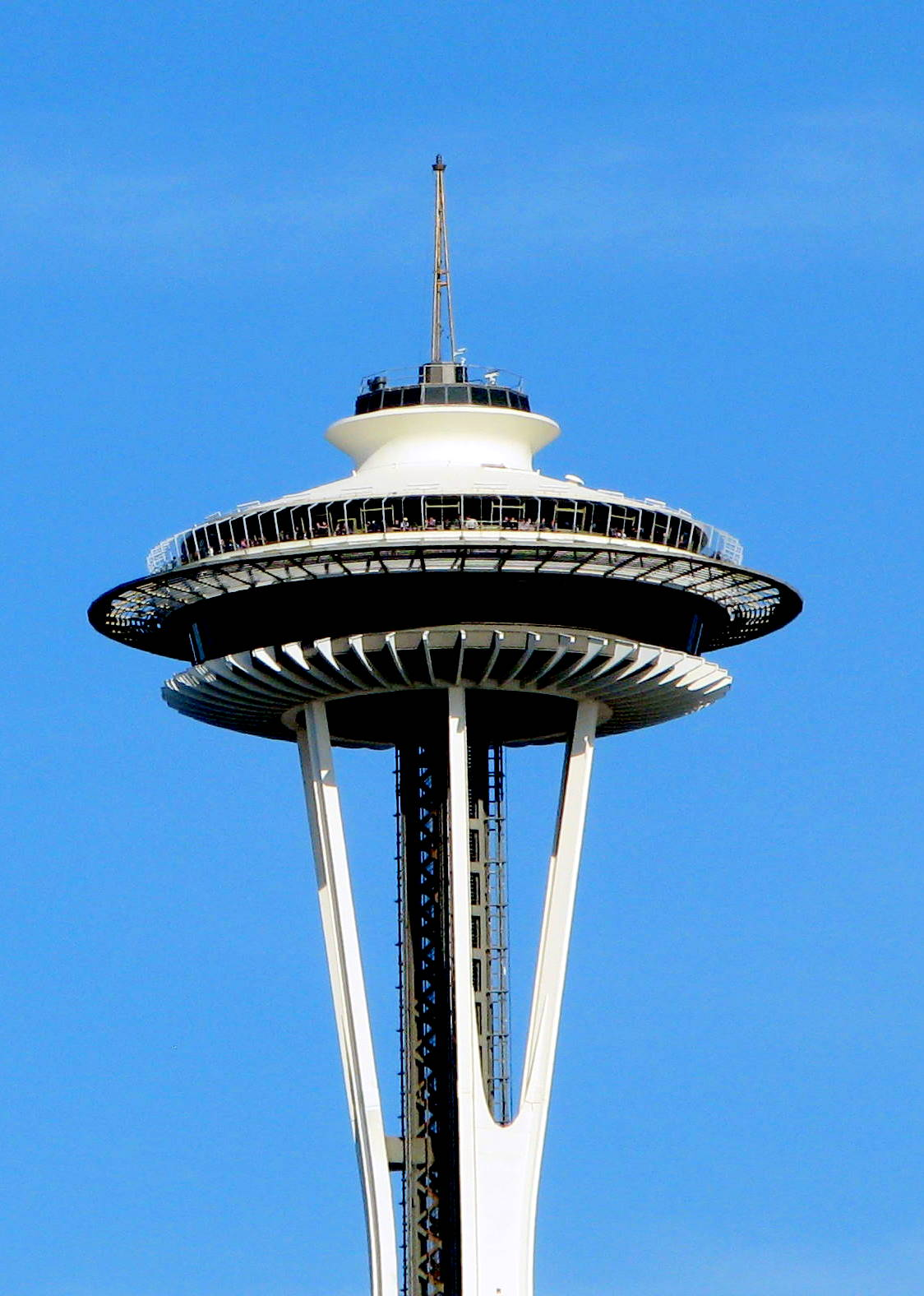 Www Bing Comseattle: Superb Photos Of The Seattle Space Needle : Places : BOOMSbeat