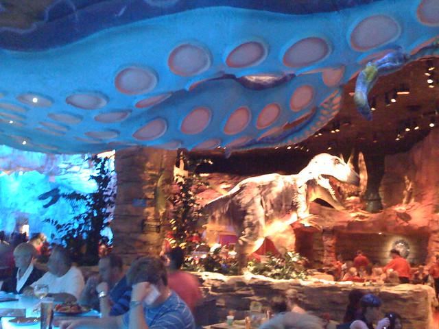 T rex restaurant explore willspot 39 s photos on flickr for Restaurant t rex