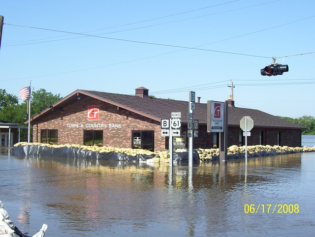 Flooding in La Grange, MO | Flickr - Photo Sharing!