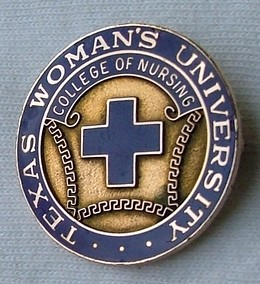 Texas Womancollege on Texas Woman S University College Of Nursing Graduation Pin   Flickr