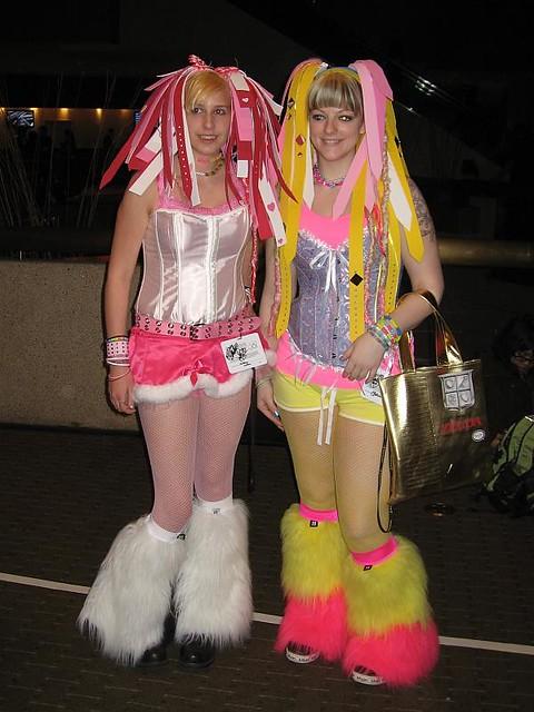 Rave girls Nude Photos 35