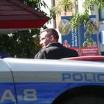 Ben Affleck: Ben Affleck talking to Jon Hamm #1