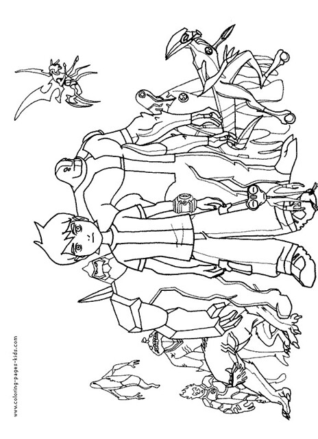 Mc blaze coloring sheet coloring pages for Nanny mcphee coloring pages