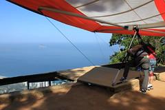 aviation(0.0), vehicle(0.0), flight(0.0), adventure(1.0), wing(1.0), air sports(1.0), sports(1.0), recreation(1.0), outdoor recreation(1.0), windsports(1.0), hang gliding(1.0), gliding(1.0), ultralight aviation(1.0),