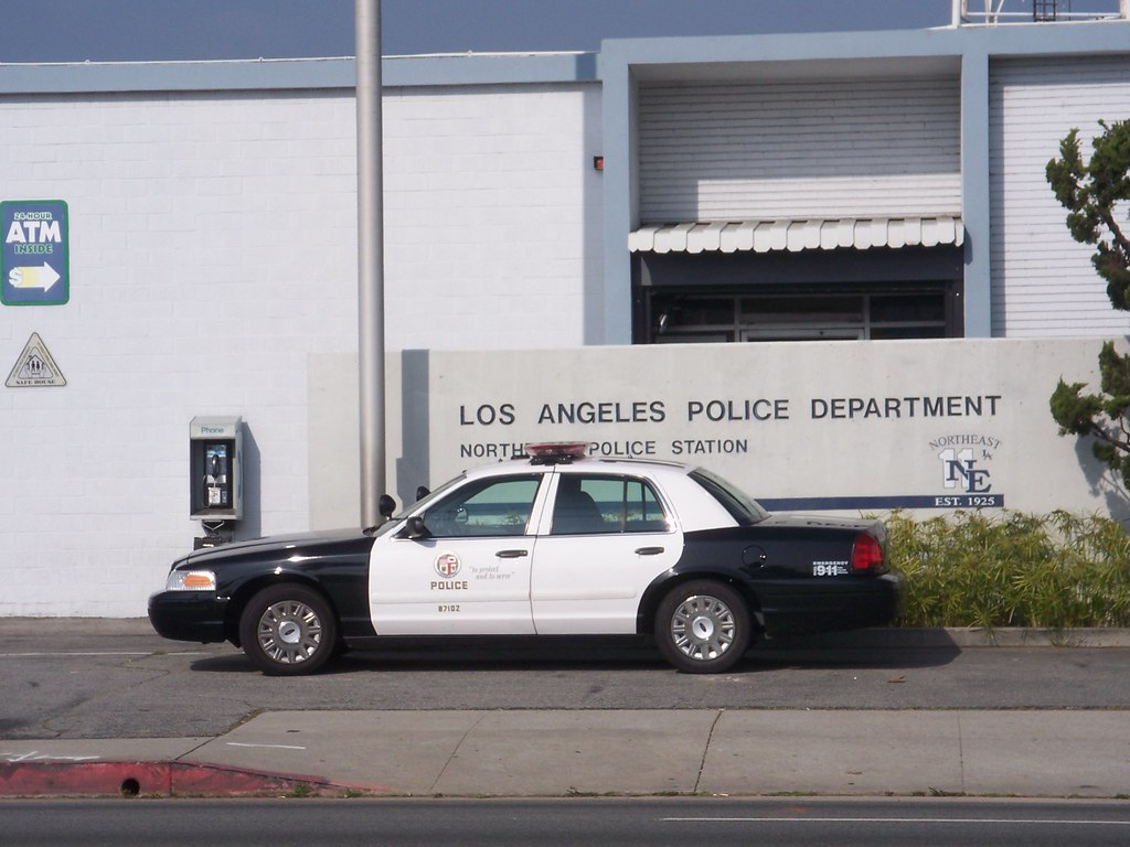 LAPD Northeast Police Station