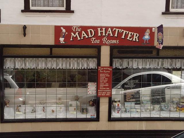 Hampshire Tea Rooms Near Basingstoke