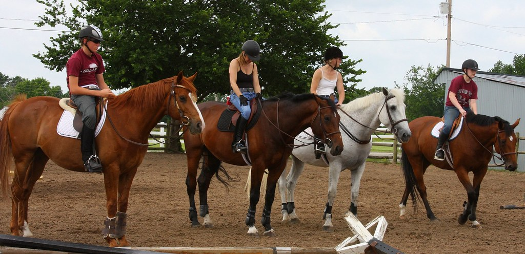 Riding Lesson Lineup