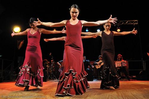 Flamenco Lunares - Mestre 2008