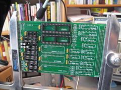 N8VEM Z80 Build - During