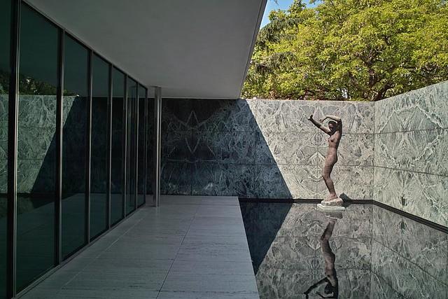 mies van der rohe german pavilion barcelona flickr photo sharing. Black Bedroom Furniture Sets. Home Design Ideas