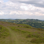 004-20080615NX_Garth Hill - Panorama 3_East - Glamorgan - South Wales