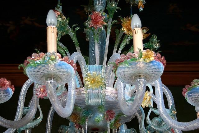 Viaggio : Venetian Glass Chandeliers