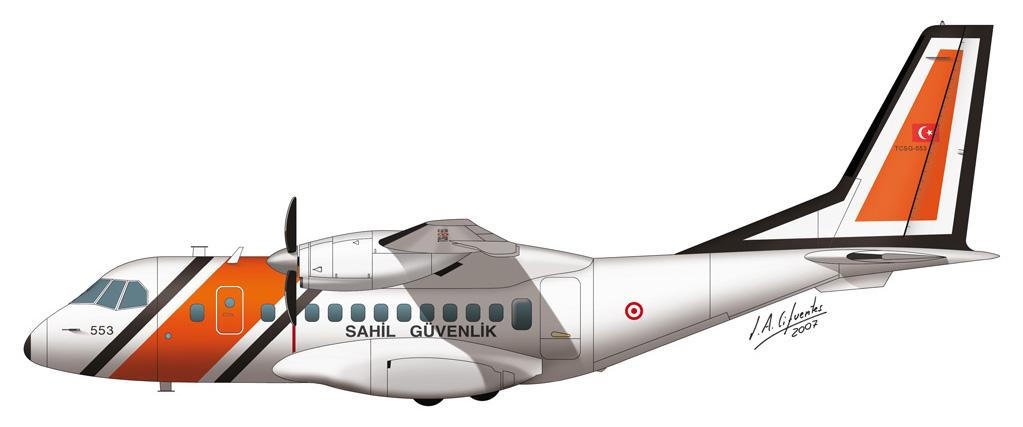 CN-235 Turquia