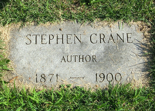 Stephen Crane, Author, Red Badge of Courage by Tony Fischer Photography