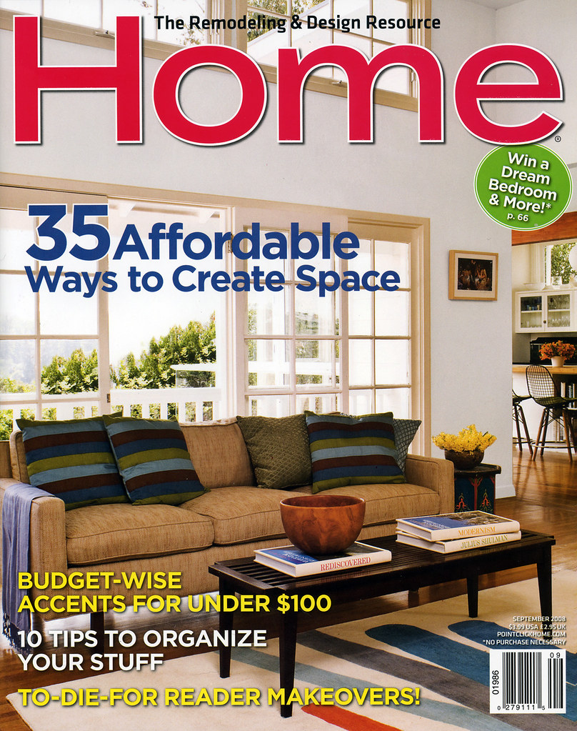 home magazine making it lovely