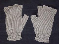 art, textile, wool, knitting, glove,