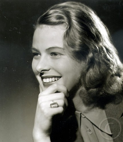Ingrid Bergman - Photos Hot
