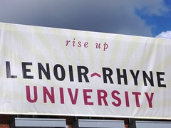 Lenoir-Rhyne University Celebration