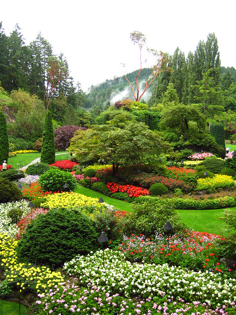 Butchart Gardens Flickr Photo Sharing
