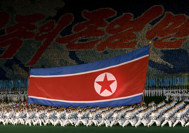 Arirang in Pyongyang North Korea