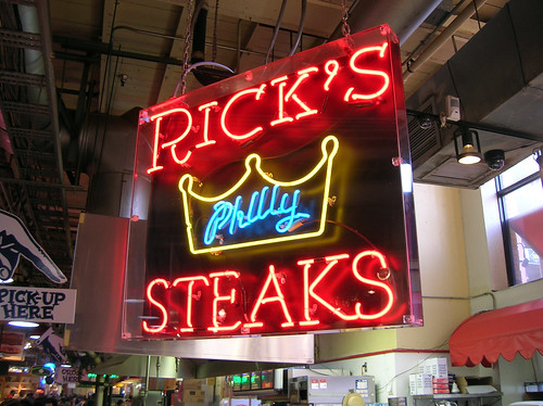 Rick's Philly Steaks