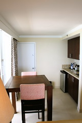 Corner Suite Kitchenette at Sheraton Cable Beach - Nassau, Bahamas