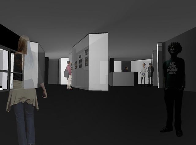 D Rendering Exhibition : Flickr photo sharing
