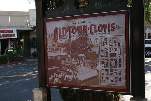 Old Town - Clovis