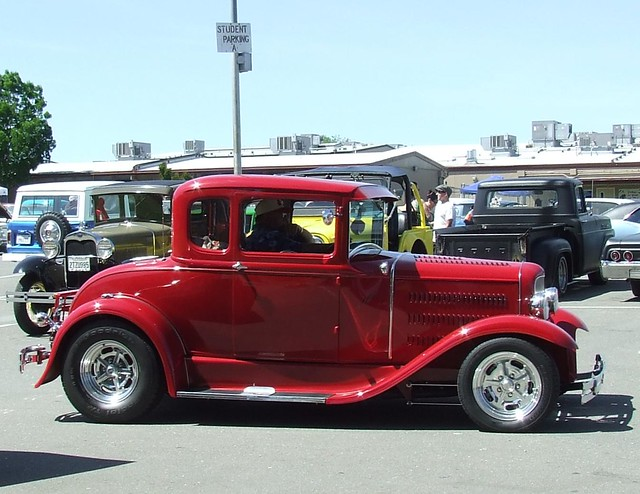 1930 ford model a 5 window coupe custom 39 purred 39 1 for 1930 model a 5 window coupe for sale