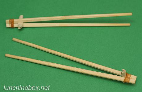 chopsticks rubber band