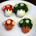 How to make Mario mushrooms