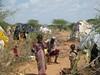 De schrijnende situatie in een vluchtelingenkamp