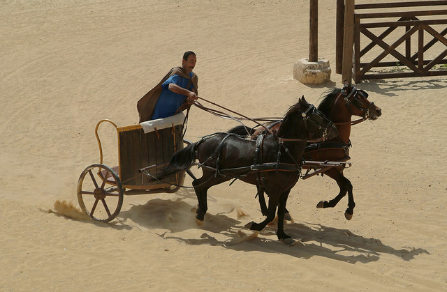 Roman Chariot Racing Facts For Kids