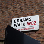 Odhams Walk, Long Acre