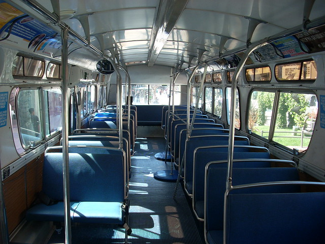 Santa Monica S Big Blue Bus New Look At Third Street