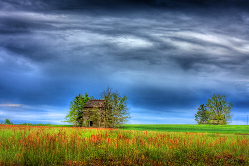 field barn hdr