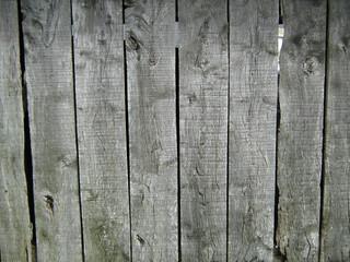 Well-weathere wood