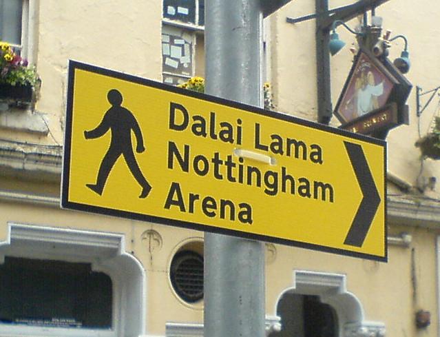 Dalai Lama Tour