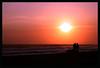 Sunset di Ujung Genteng