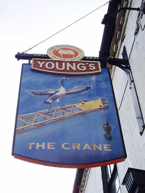 Crane, Wandsworth, SW18