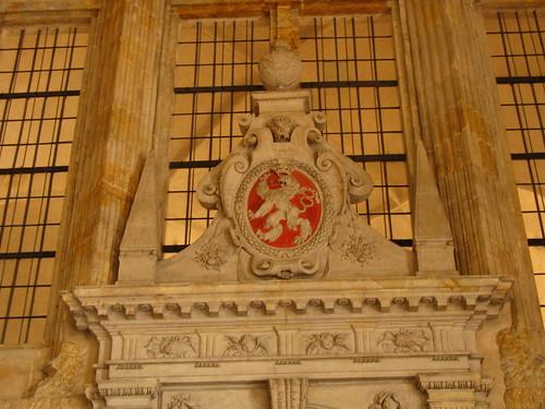 Interior doorway, Old Royal Palace