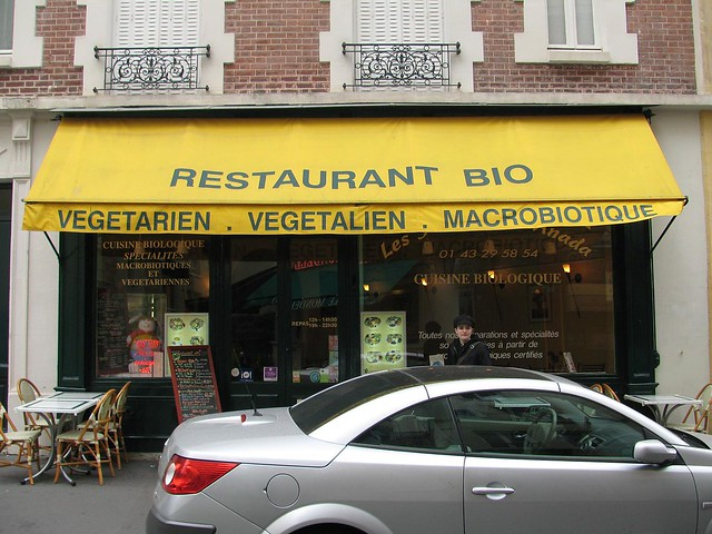 les cinq saveurs vegetarian friendly restaurant in paris flickr photo sharing. Black Bedroom Furniture Sets. Home Design Ideas