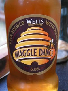 Wells, Waggle Dance, England