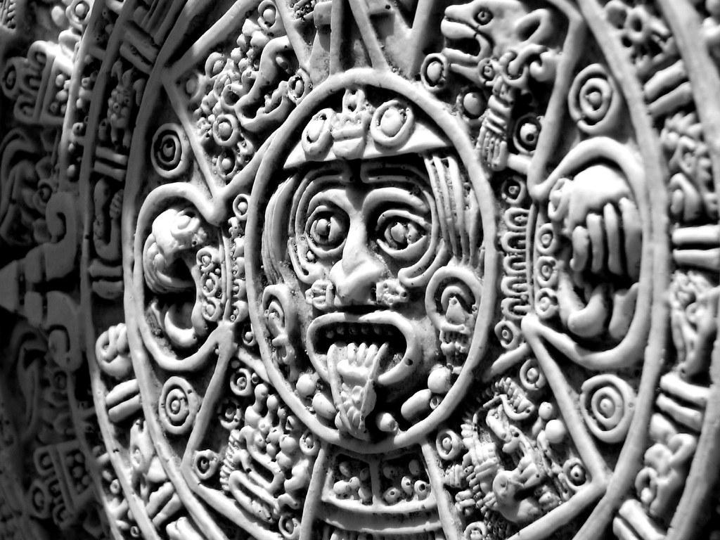God Calendar Design : Calendario azteca a photo on flickriver